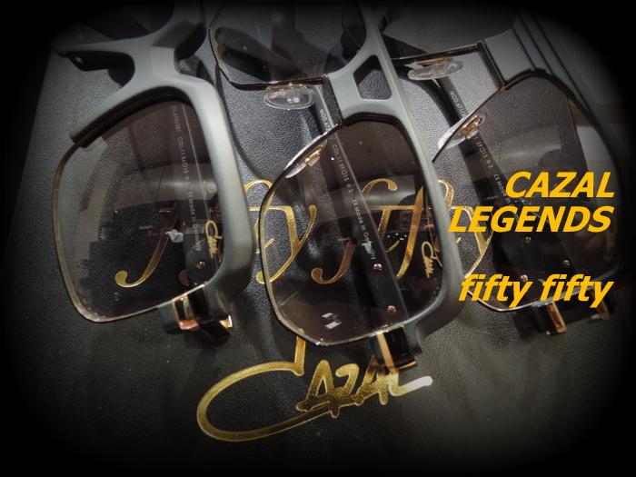 fiftyfifty CAZAL LEGENDS