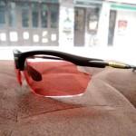GOLF専用で度付きサングラスを作る