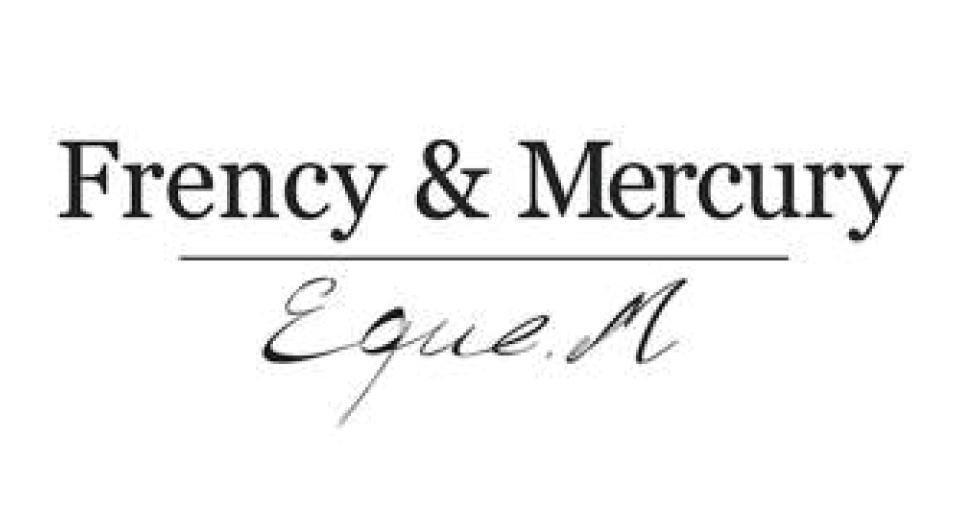 Frency&Mercury フレンシー&マーキュリー