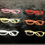 隠れた人気のメガネたち!!