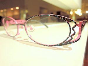 タカノリユゲの可愛いドットメガネ~COOKIE-DOT~