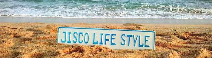 夏のひと時を楽しむ…AROMA   JISCO(ジスコ)