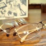 ブロウタイプのメガネ~Codie~