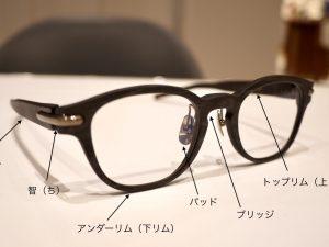 知っておきたい「メガネ用語集」