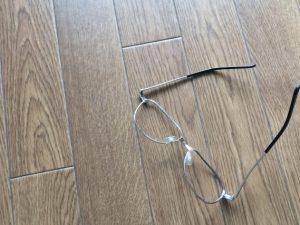 急にメガネの修理が必要になったら?