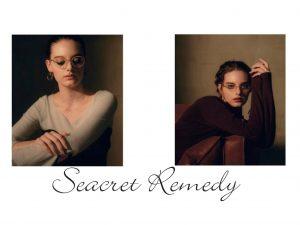 【ブランドヒストリー】女子のメガネは秘密の処方。「Seacret Remedy」