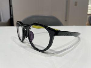 度付き製作事例 Eyevol ×HOYA RFスポーツ(調光)